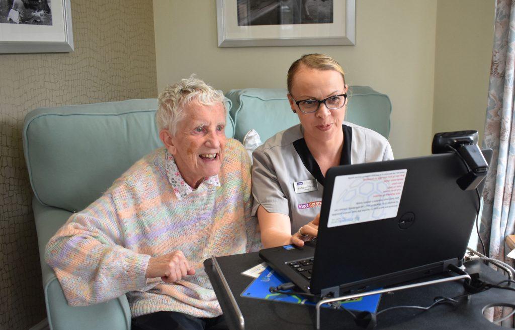 telemedicine, digital diagnosis, digital nursing